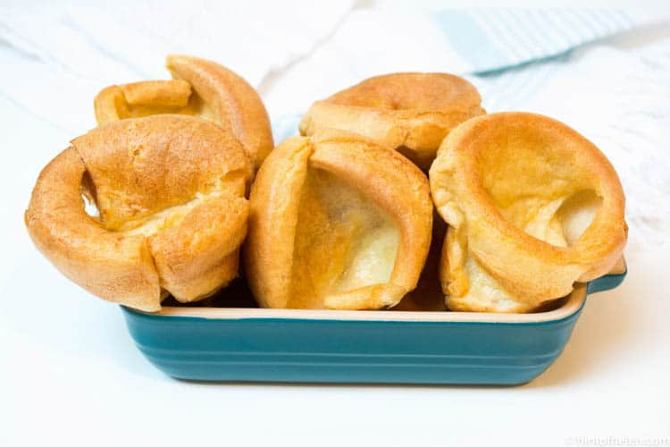 yorkshire puddings | Hint of Helen