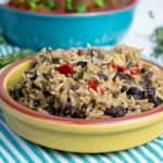 Easy Rice And Peas Recipe | Caribbean Jamaican