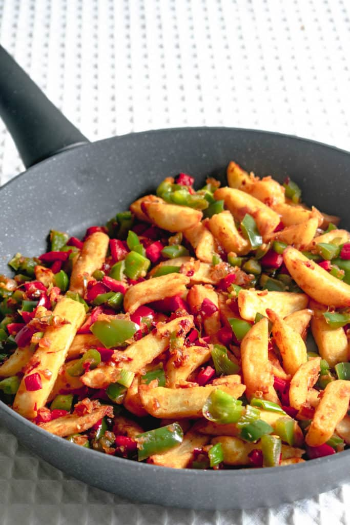 Salt And Pepper Chips Chinese Takeaway Recipe Hint Of