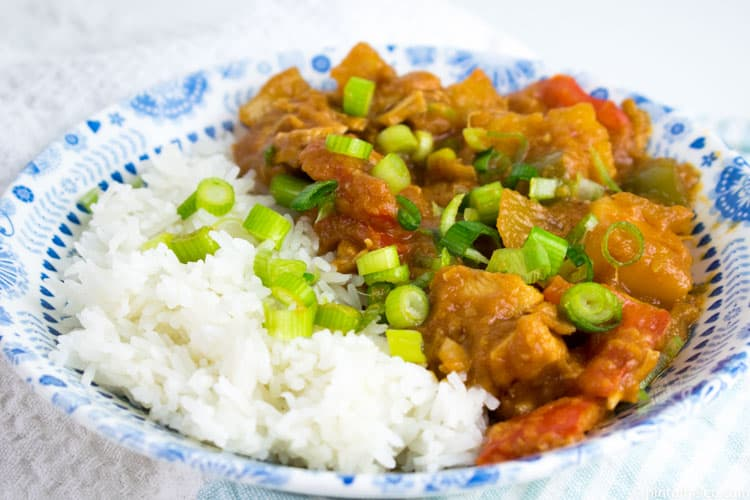 Sweet & Sour Chicken Fakeaway
