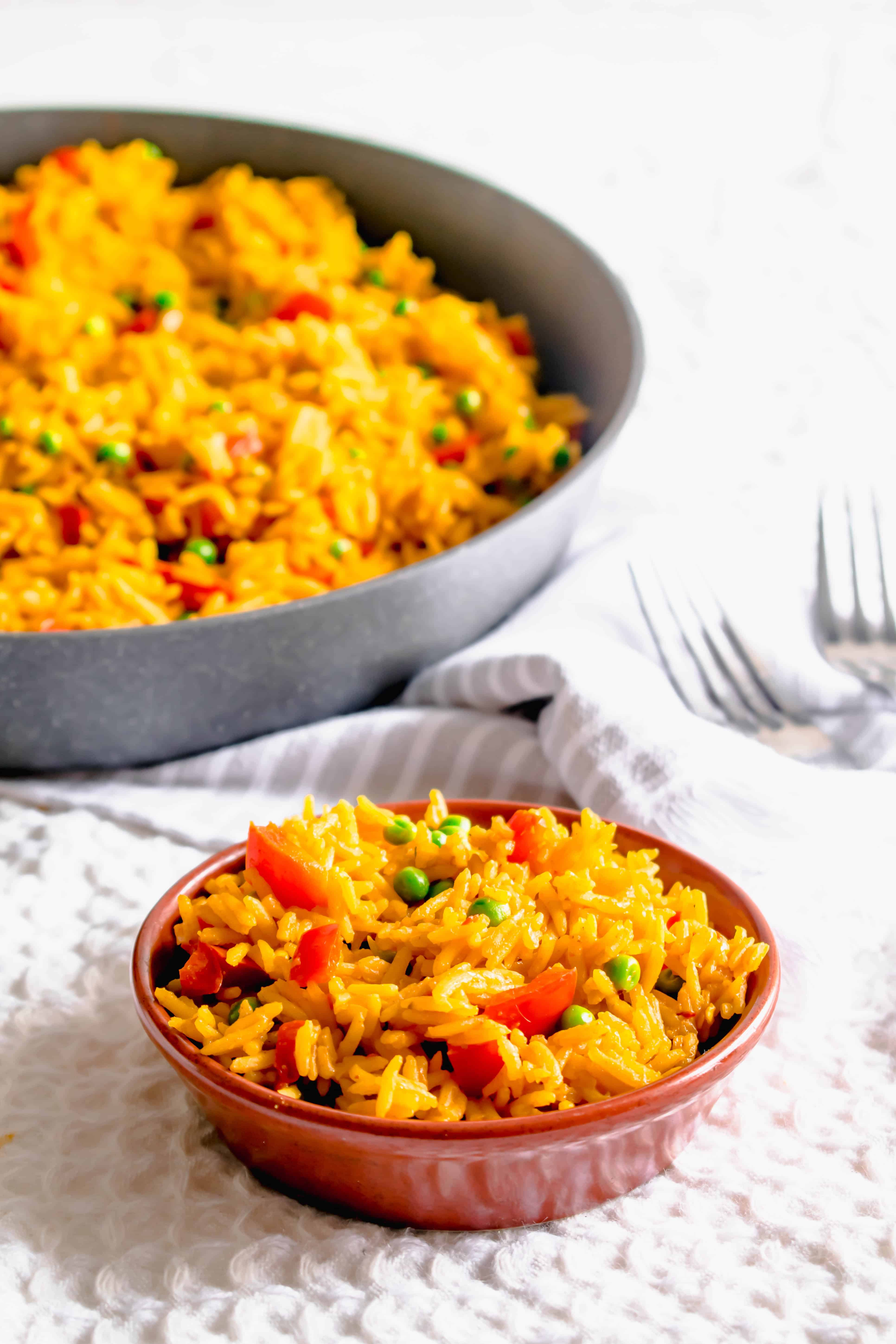 Nandos Spicy Rice Recipe