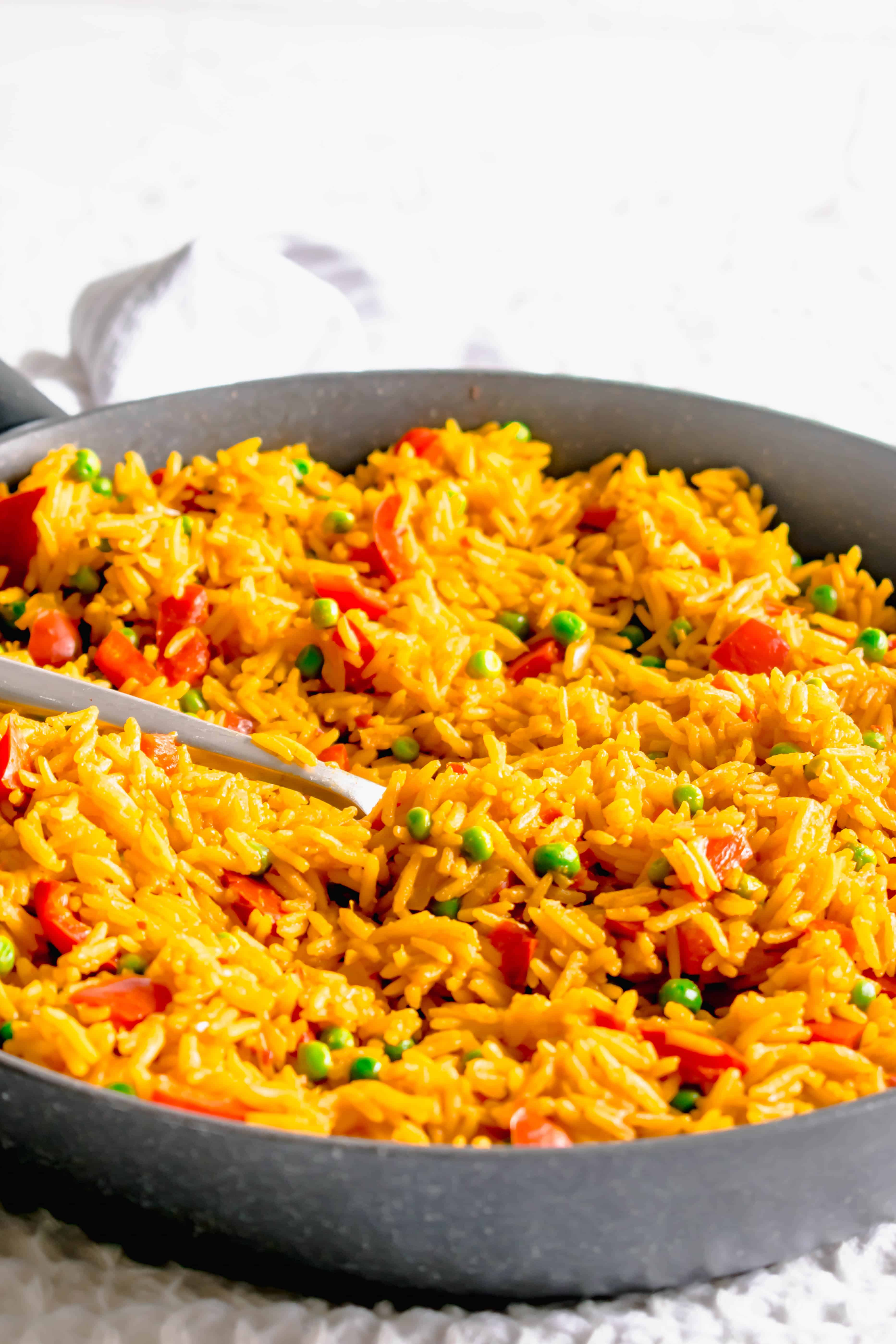 Nandos Rice Recipe