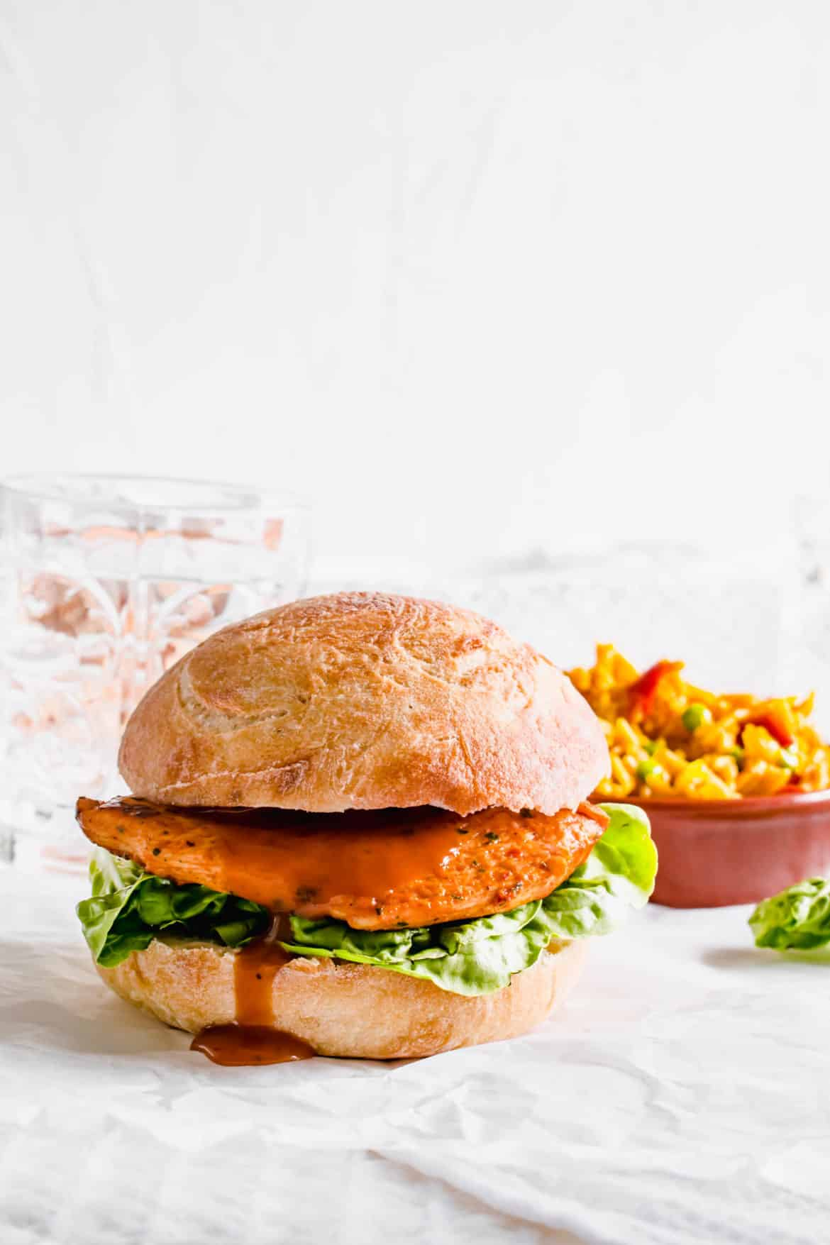 Nandos Burger Recipe