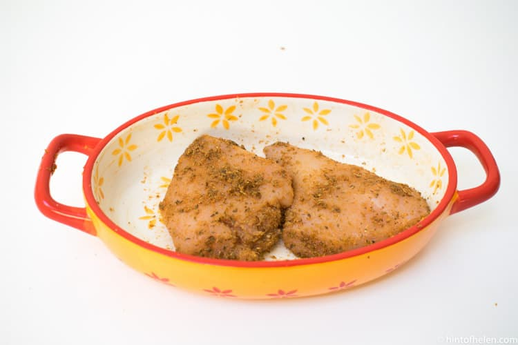 Peri Peri chicken marinate