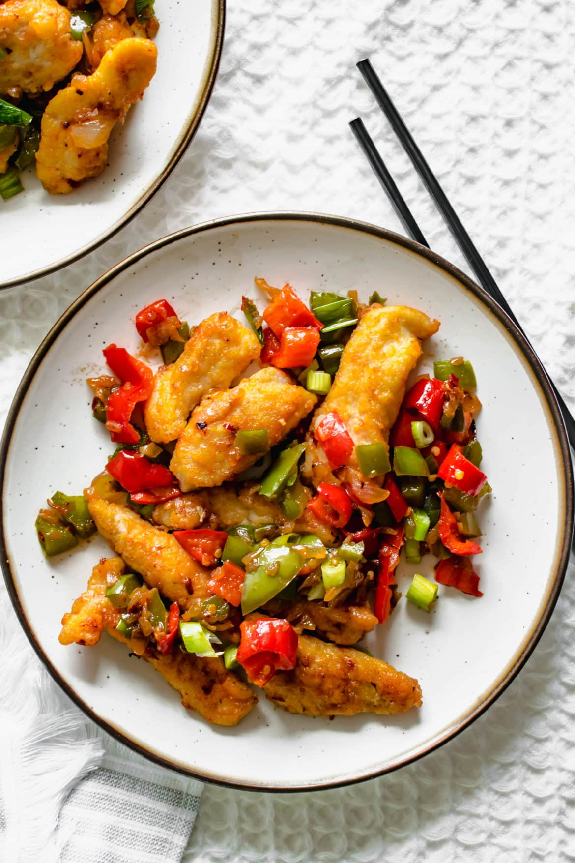 Salt Pepper Chicken Recipe