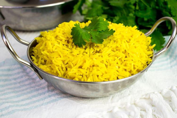 Easy Pilau Rice