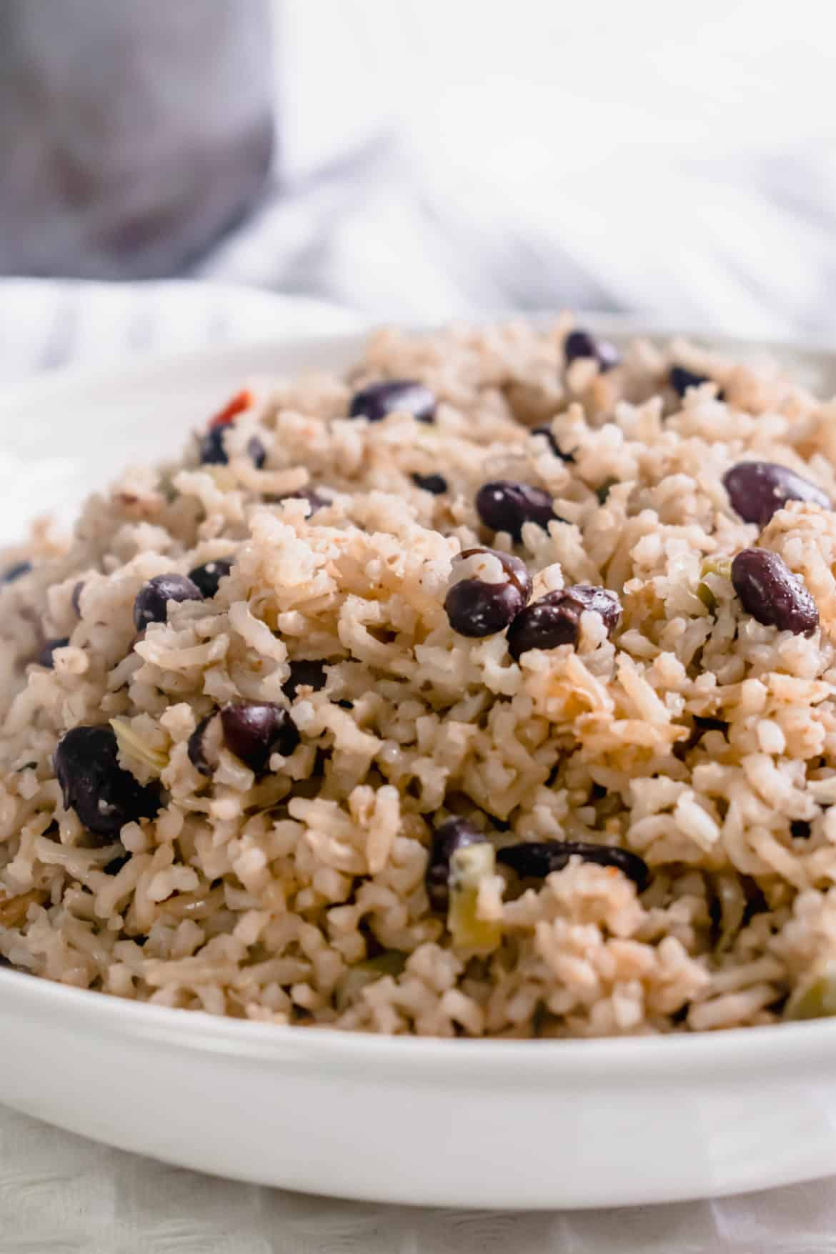 Rice & Peas Recipe