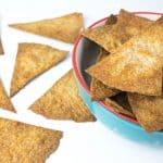 Baked Tortilla Chips | Hint of Helen