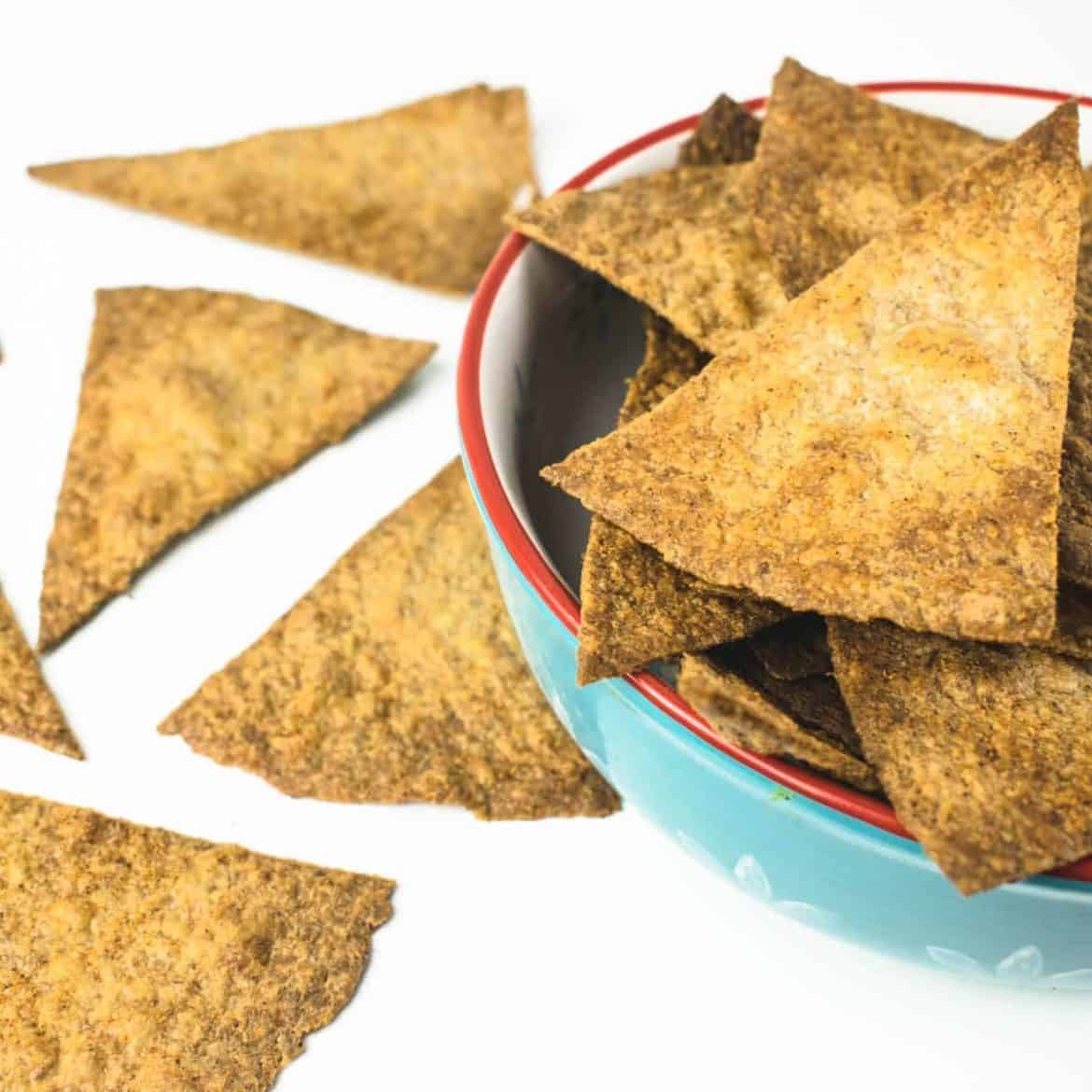 Baked Tortilla Chip Recipe