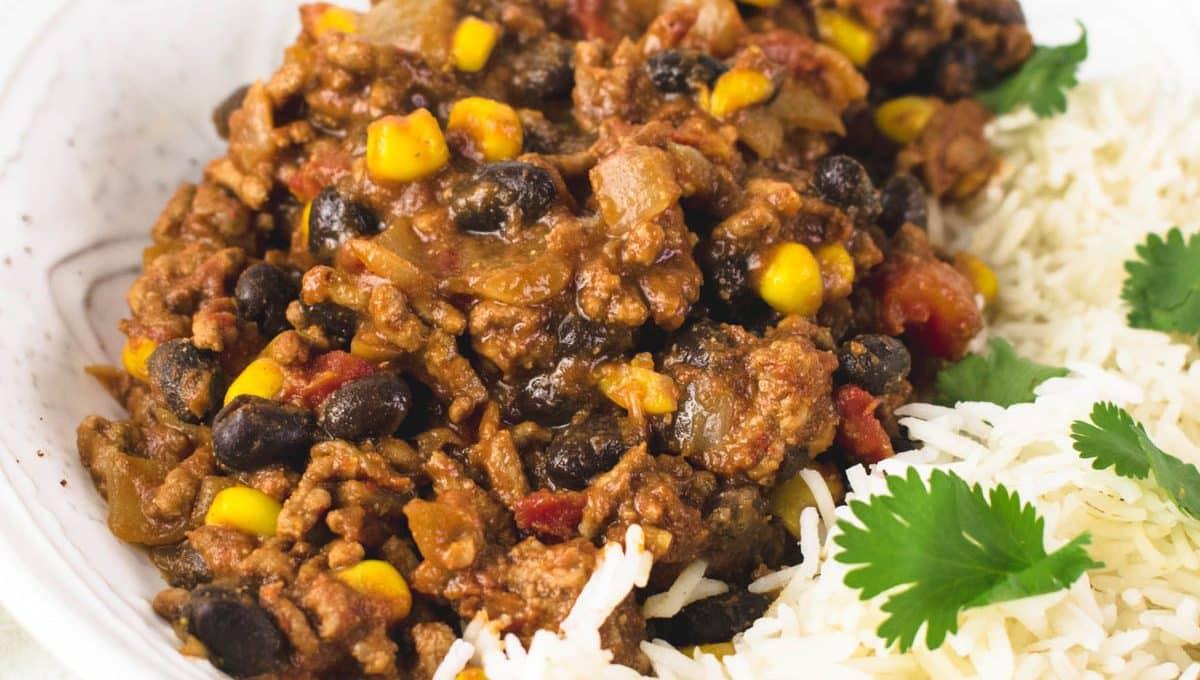 Quick Chilli Con Carne Recipe