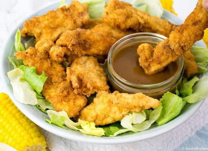 Fried Chicken & Gravy