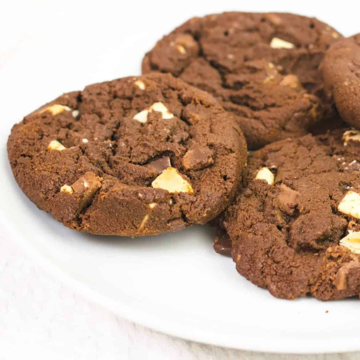 Triple Chocolate Cookie Recipe