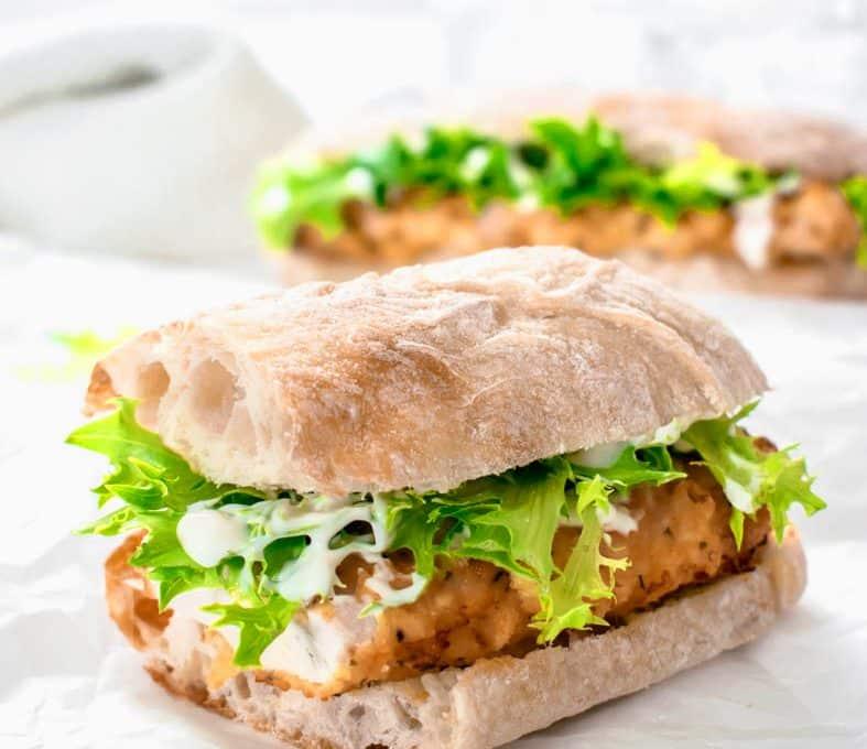 Chicken Legend Recipe Diy Mcdonalds Burger Hint Of Helen