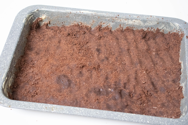 Chocolate Crunch Recipe Chocolate Concrete Cake Hint Of