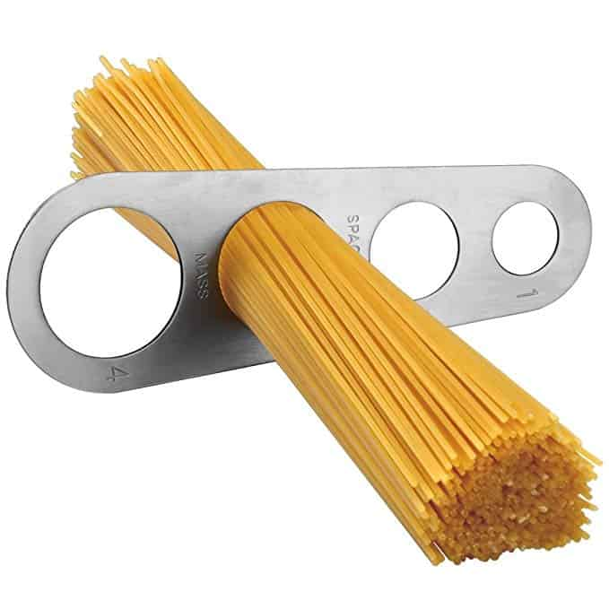 4-Holes Spaghetti Measuring Tool