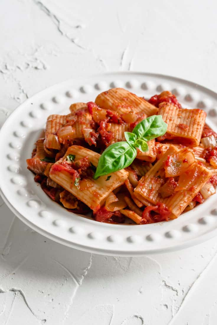 Actifry Toamto & Basil Pasta Sauce