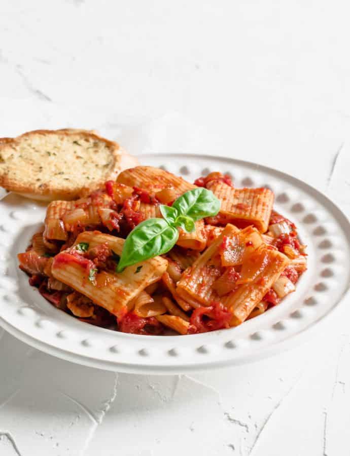 Actifry Tomato & Basil Pasta Sauce