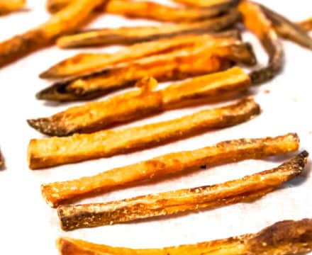 Actifry Sweet Potato Fries
