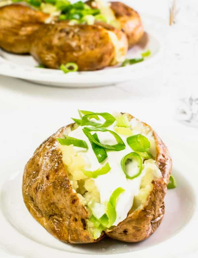 Actifry Jacket Potatoes | Baked Potatoes