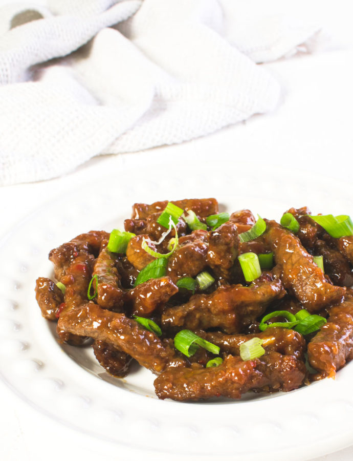 Actifry Chinese Chilli Beef