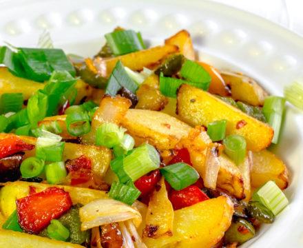 Actifry Salt & Pepper Chips