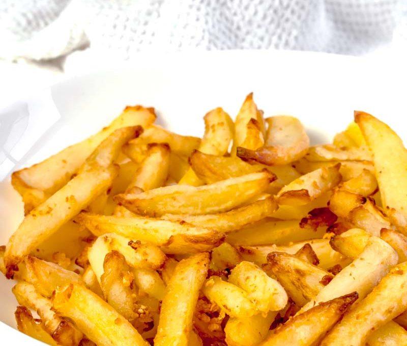 Actifry Garlic Fries