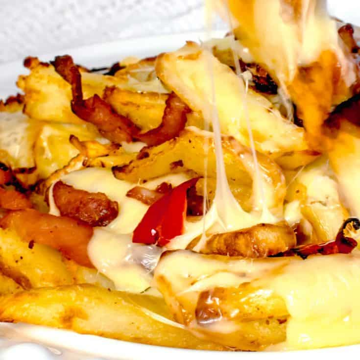 Actifry Loaded Fries