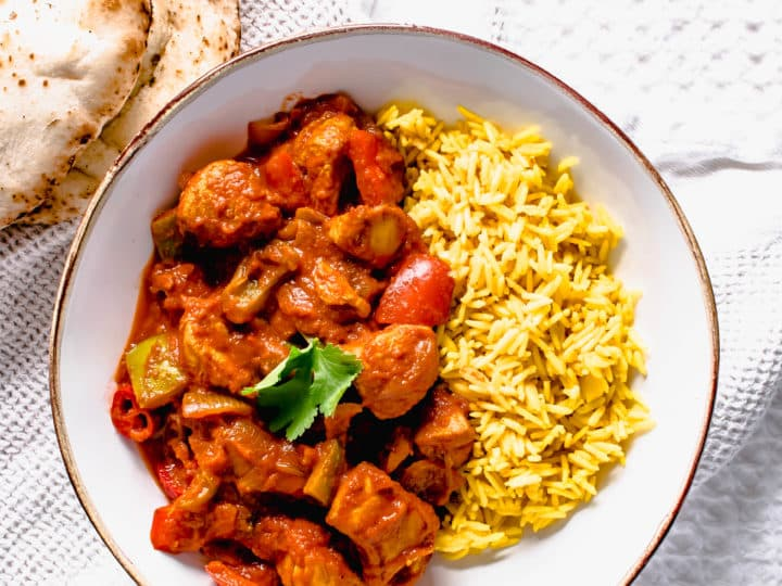 Homemade Chicken Jalfrezi Fakeaway Hintofhelen Com