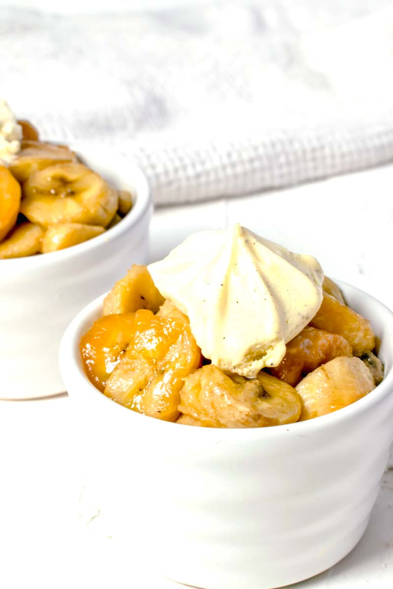 Slow Cooker Butterscotch Bananas Slow Cooker Recipe