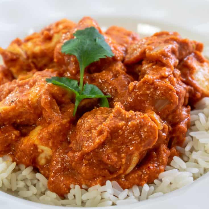 Actifry Chicken Tikka Masala