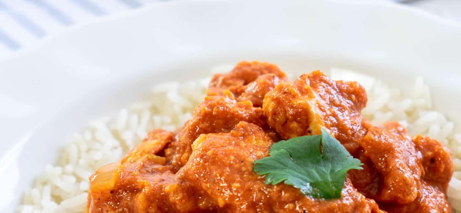 Actifry Chicken Tikka Masala Curry