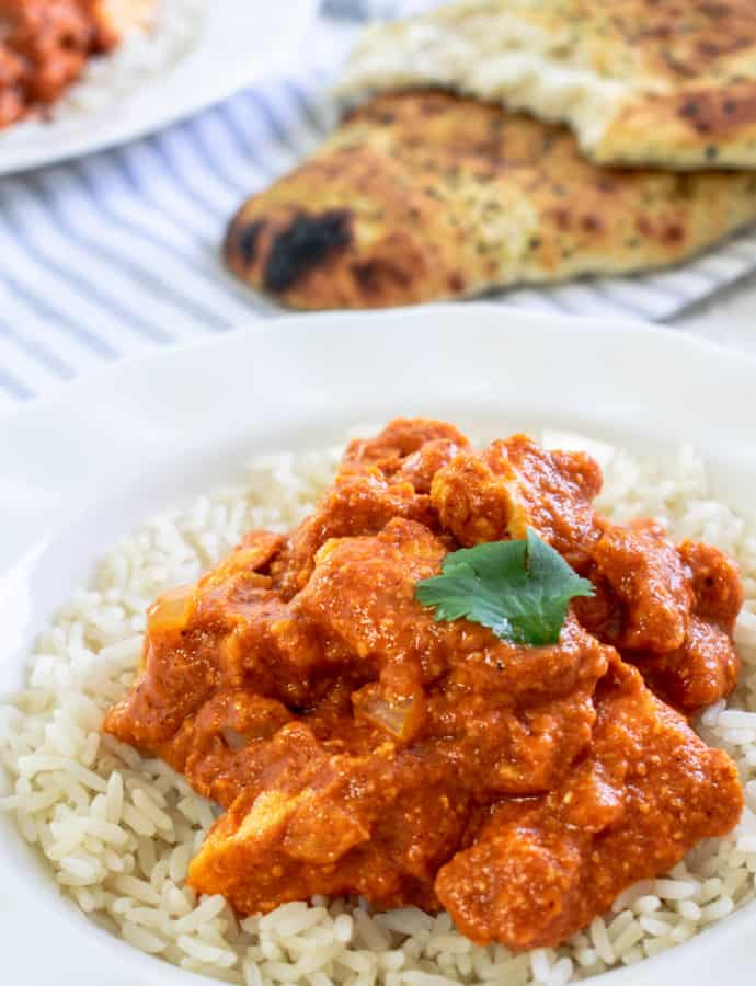 Actifry Chicken Tikka Masala Curry