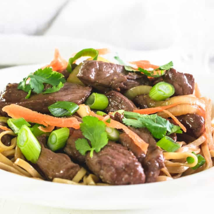 Actifry Hoisin Steak