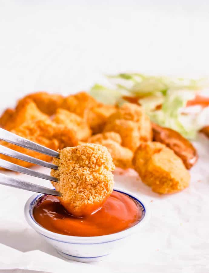 Actifry Chicken Nuggets