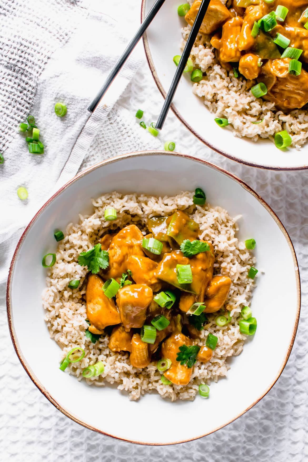 Chinese Chicken Curry Recipe | Hint of Helen