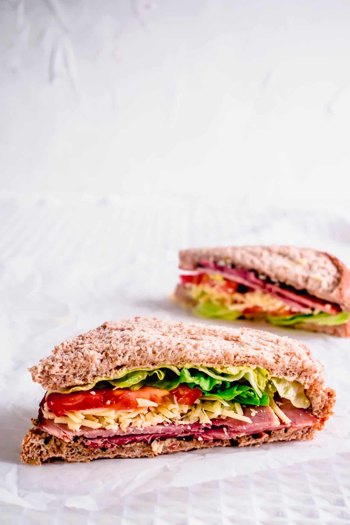 Ploughmans Sandwich Recipe