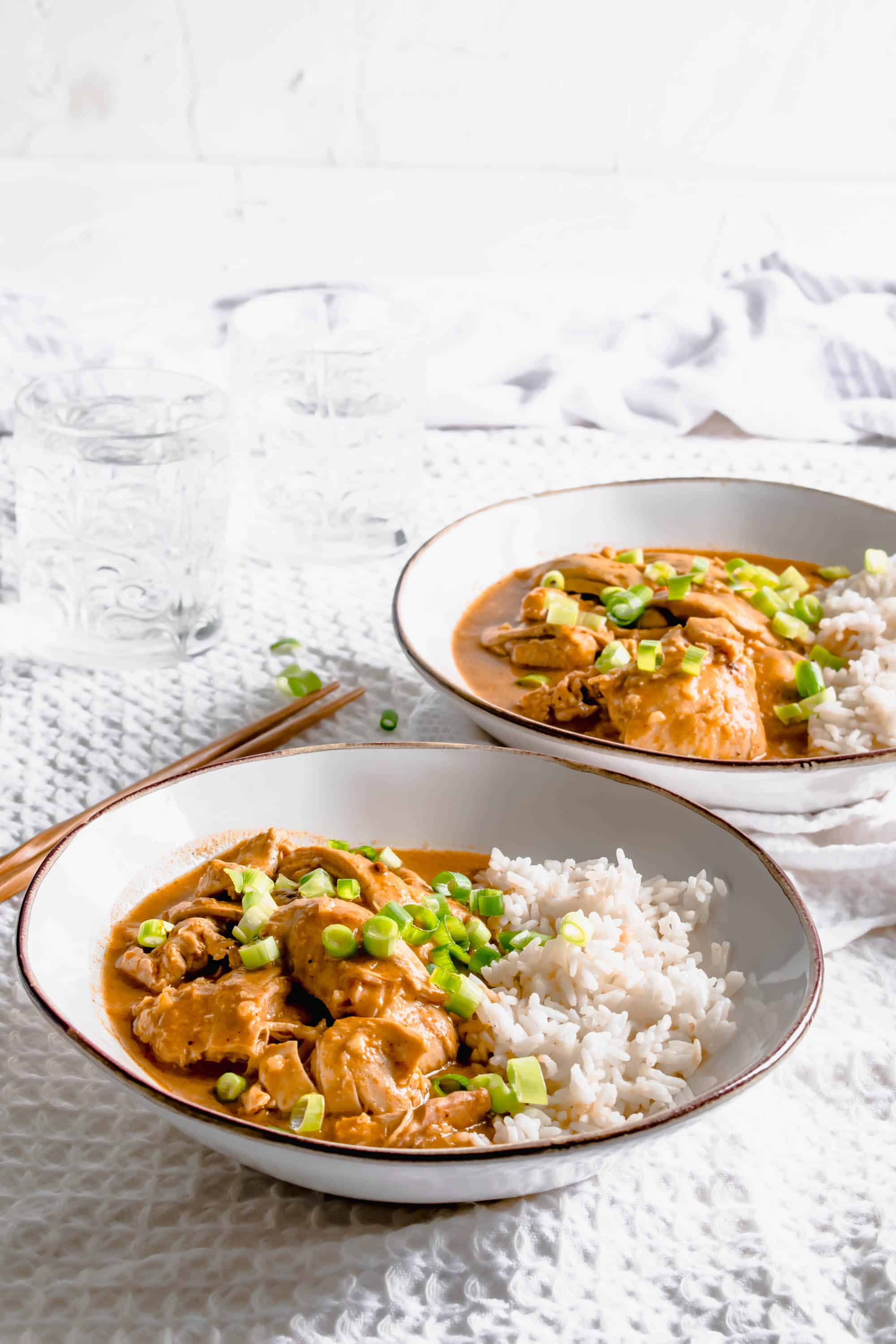 Slow Cooker Chinese Chicken Curry Recipe Hint Of Helen