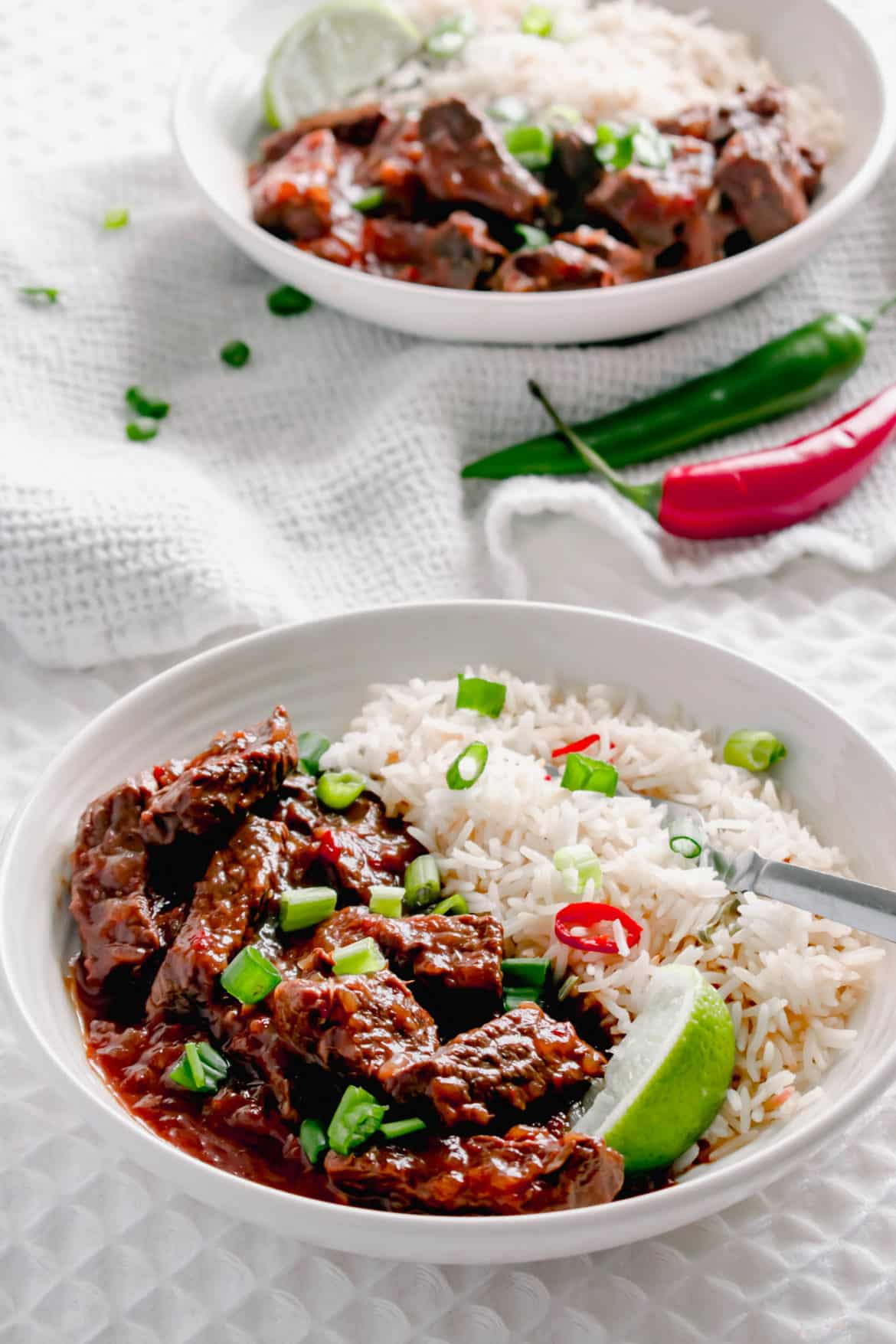 Slow Cooker Chilli Beef Recipe