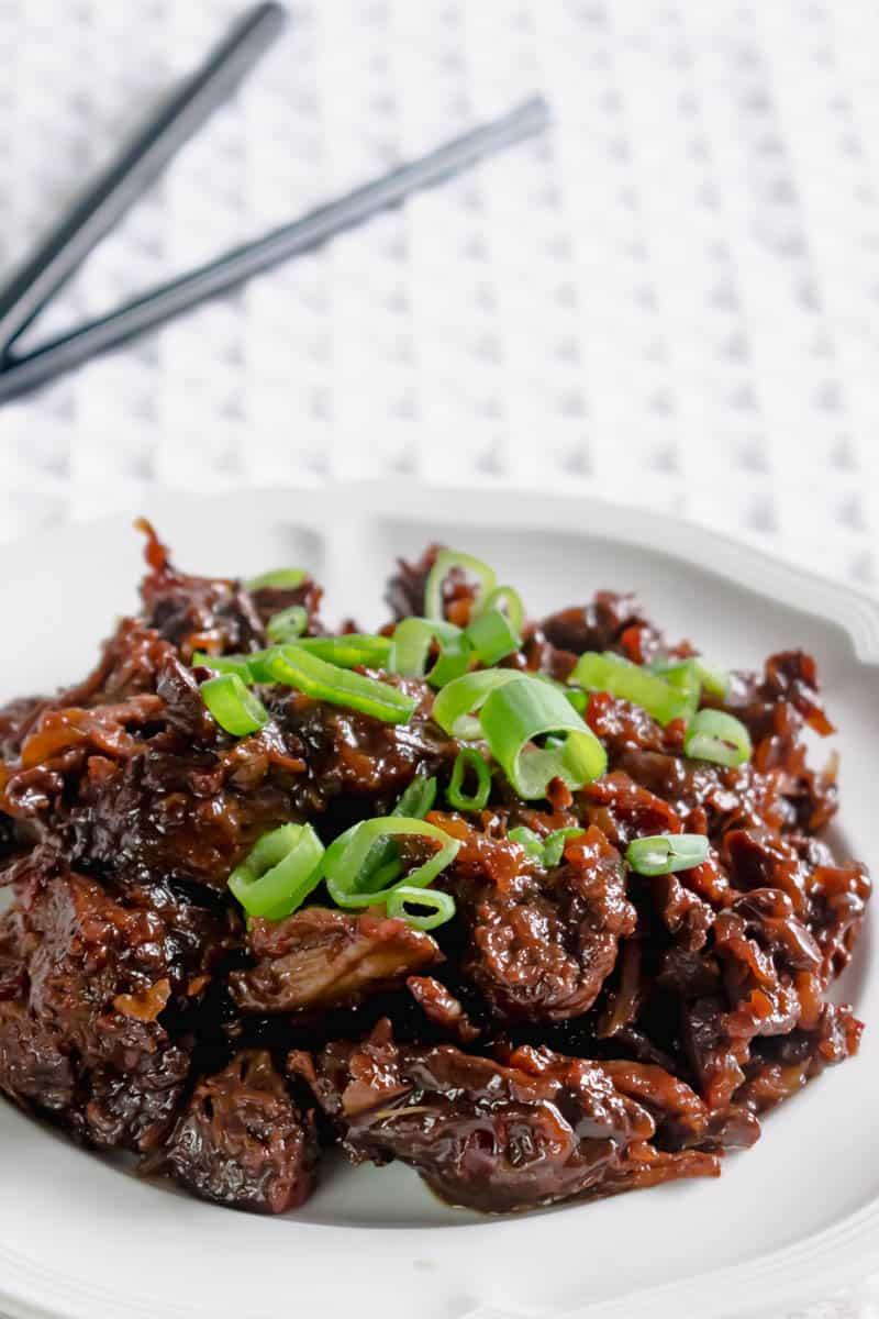Slow Cooker Chilli Steak