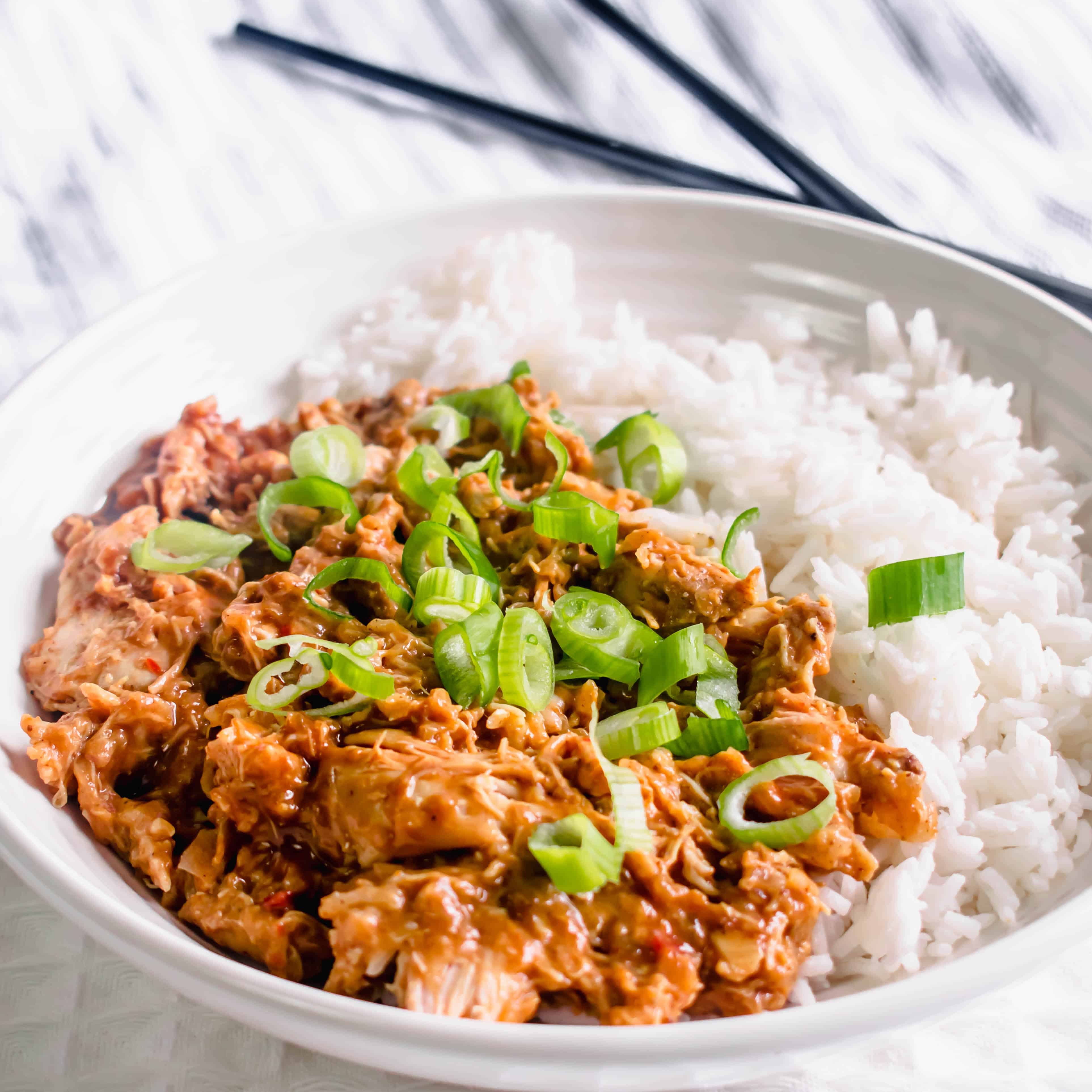 Slow Cooker Chinese Chicken Curry Recipe