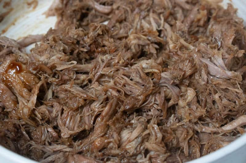 Slow cooker Hoisin Pulled Pork Recipe