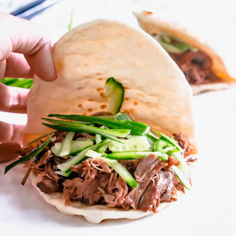 Slow Cooker Hoisin Chinese Pulled Pork Recipe