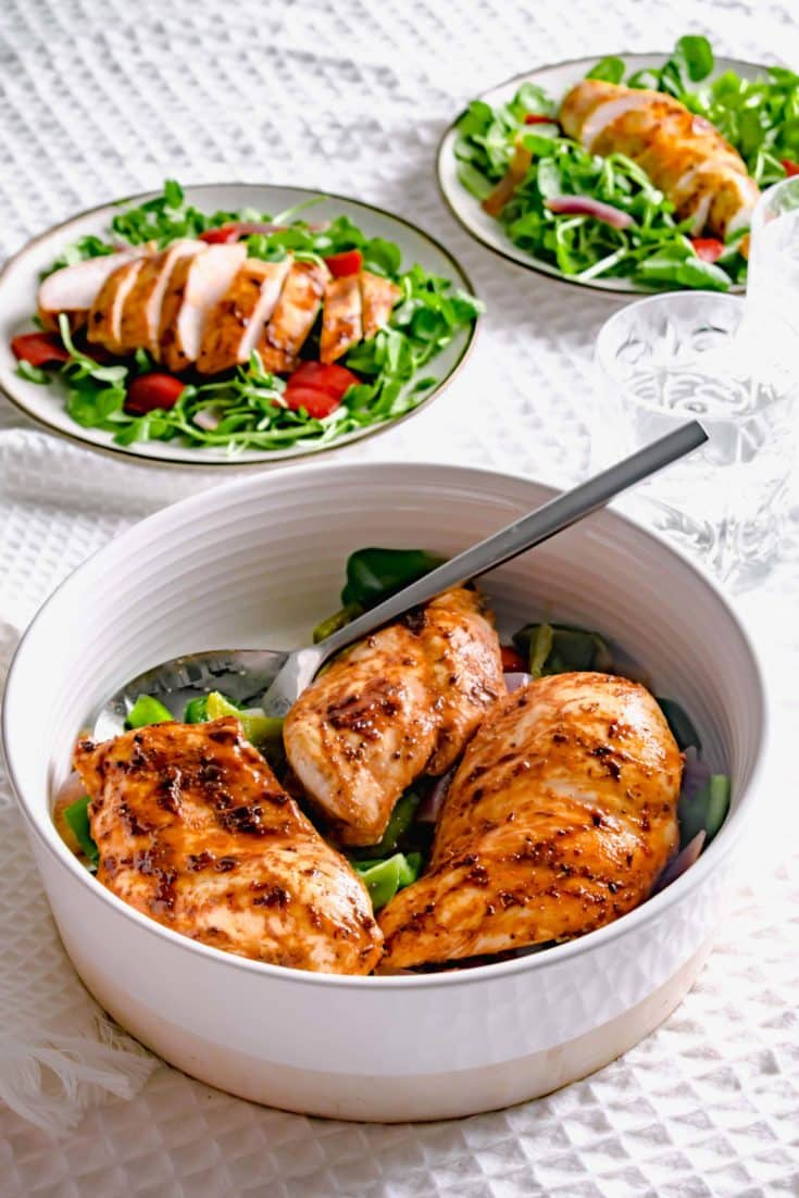 Healthy Chiptole Chicken Recipe