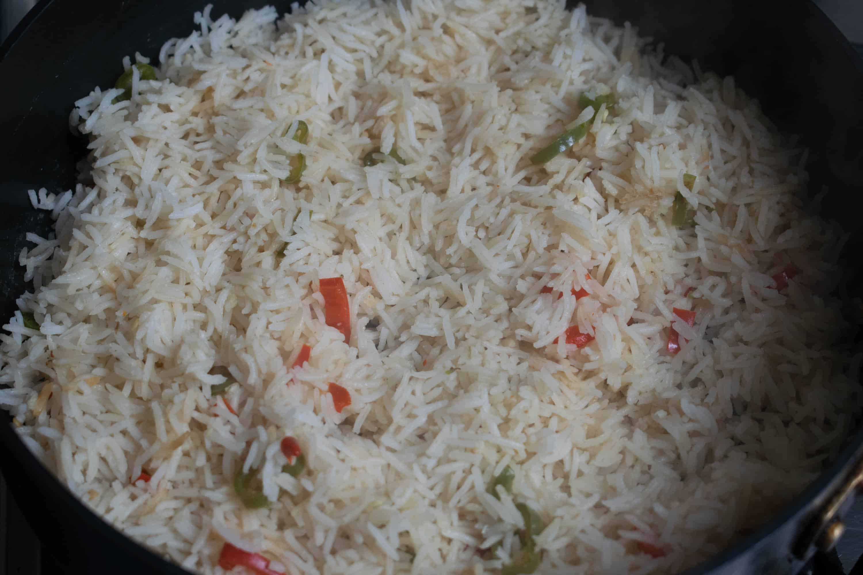 Spicy Rice recipe