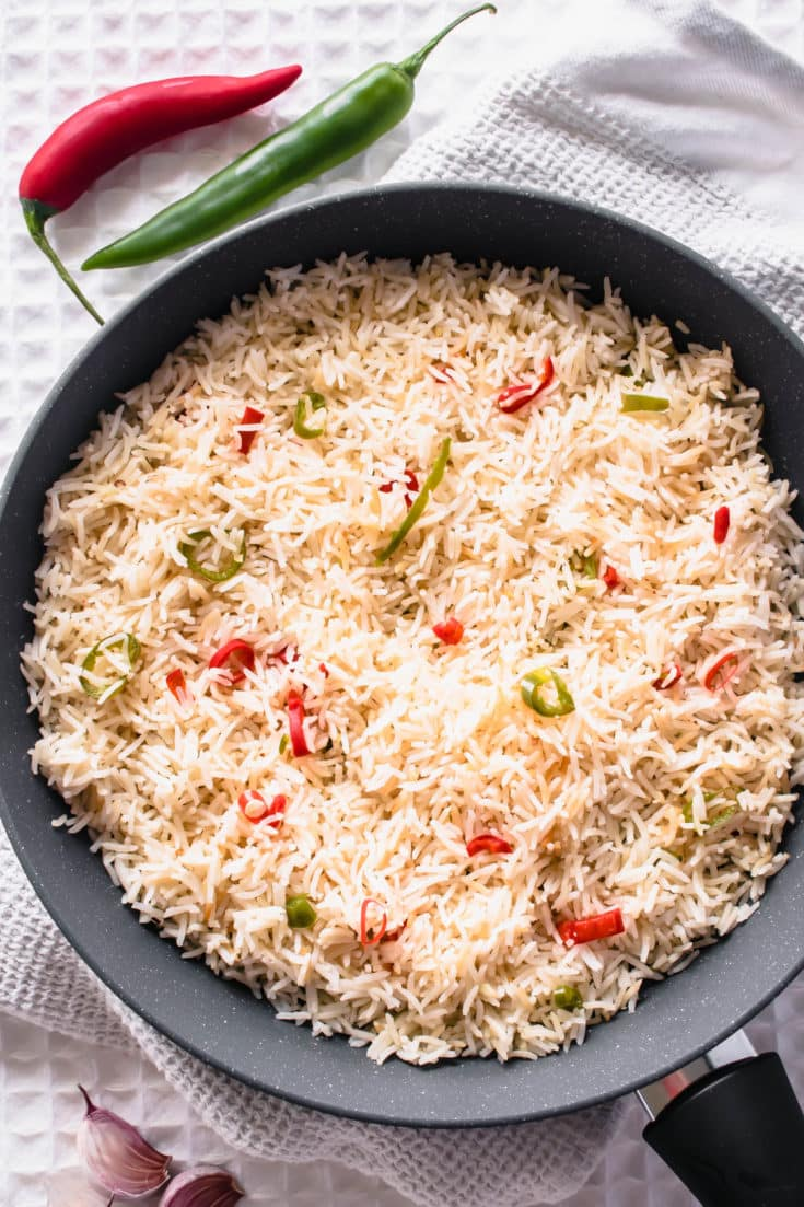 Spicy Rice