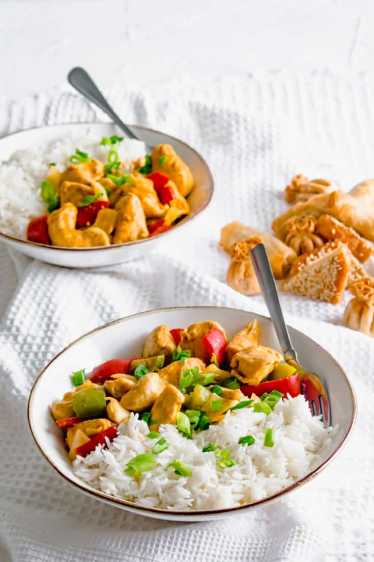 Actifry Chinese Curry Recipe