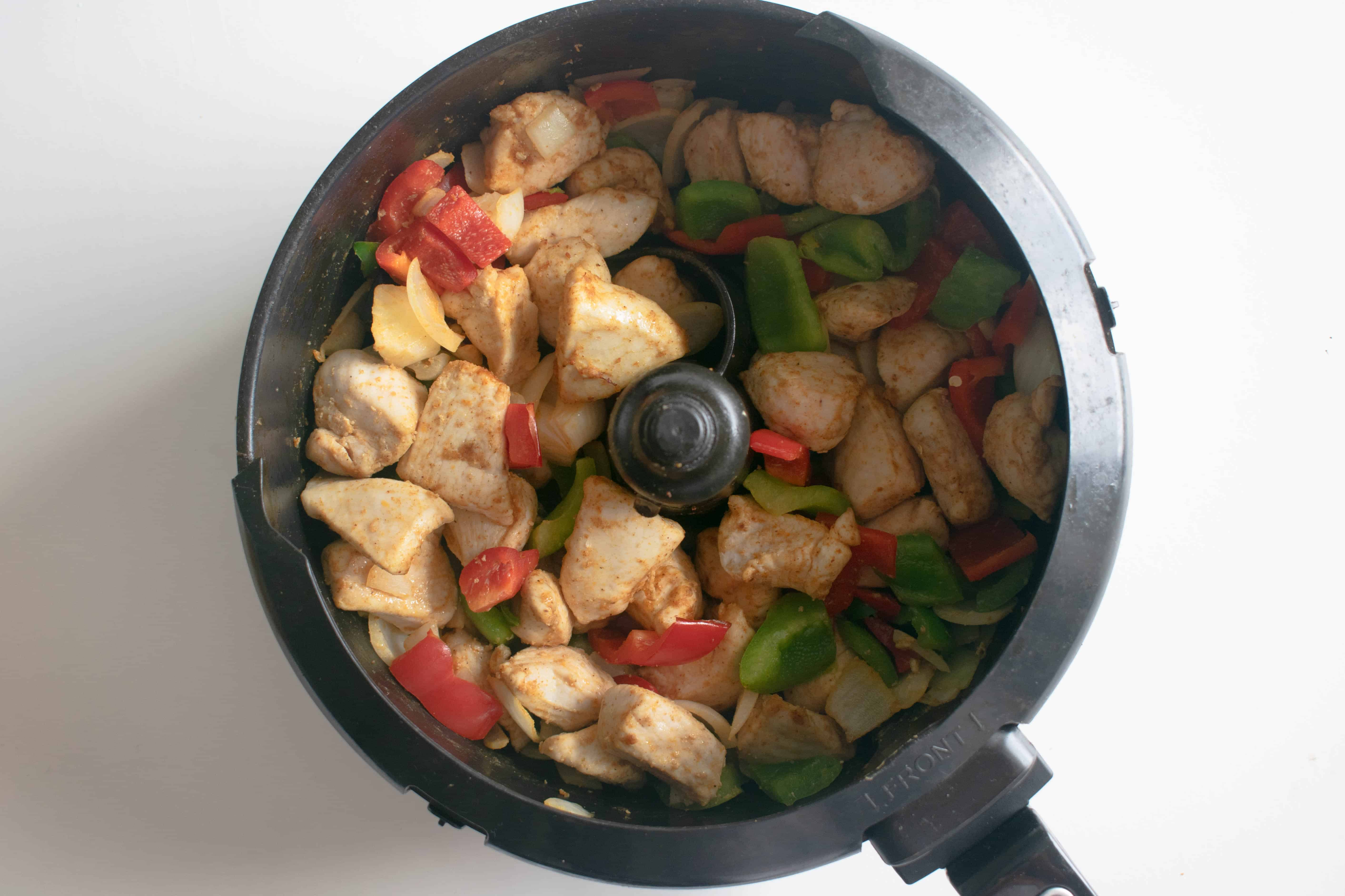 Actifry Chinese Curry Hint Of Helen
