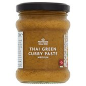 Morrisons Thai Green Curry Paste at Morrisons