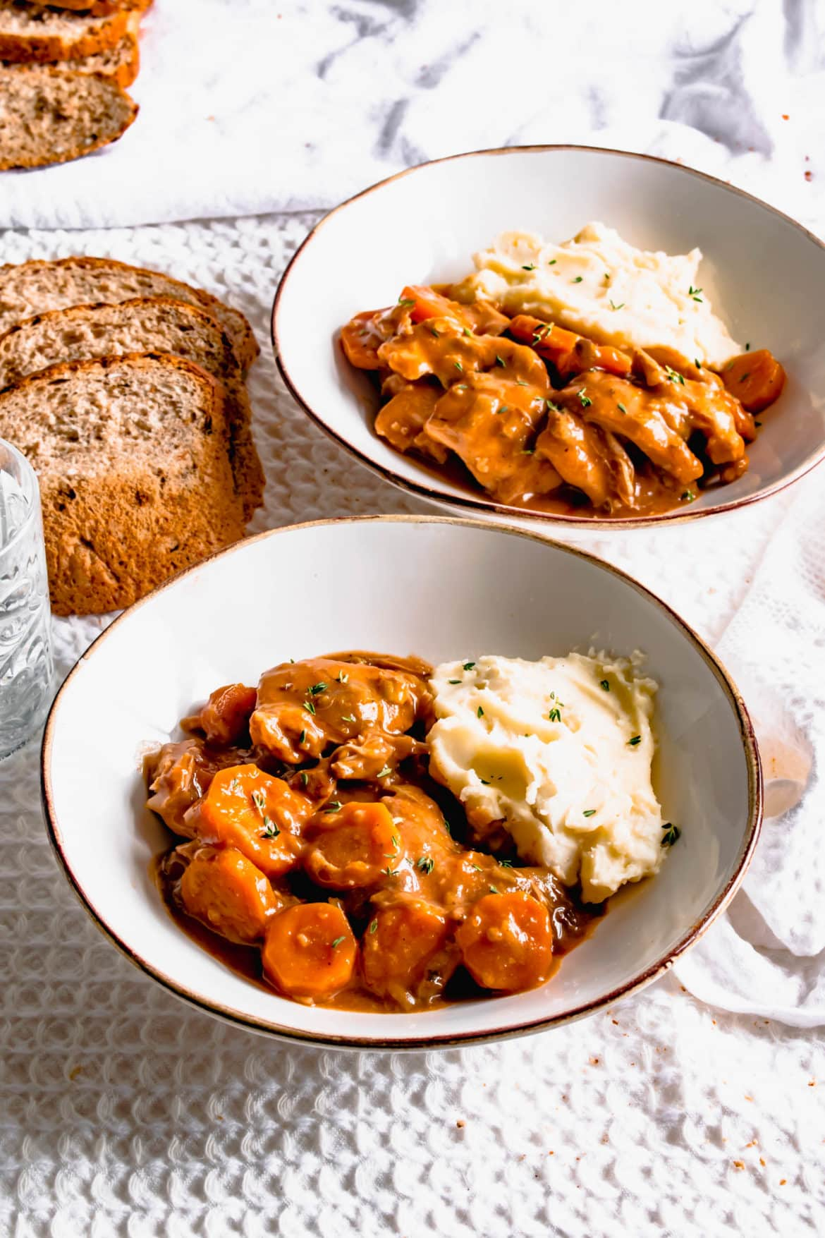 Slow Cooker Chicken Casserole Recipe