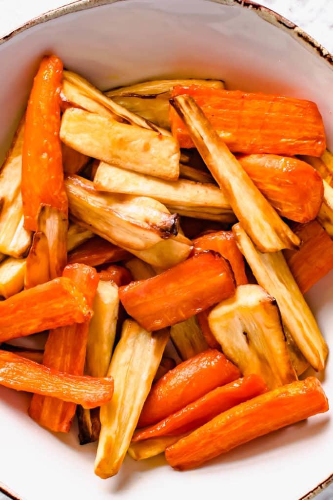 Actifry Carrots Parsnips Recipe